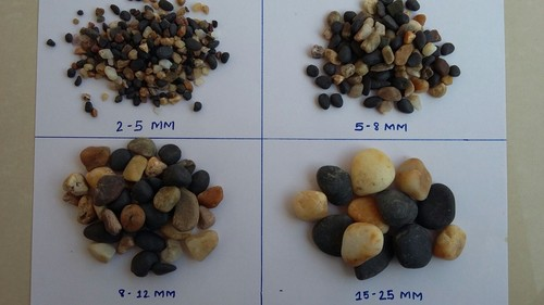 Polished River Gravel