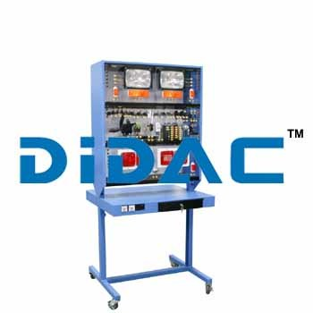 Single Sided Automotive Lighting System Trainer With BCM
