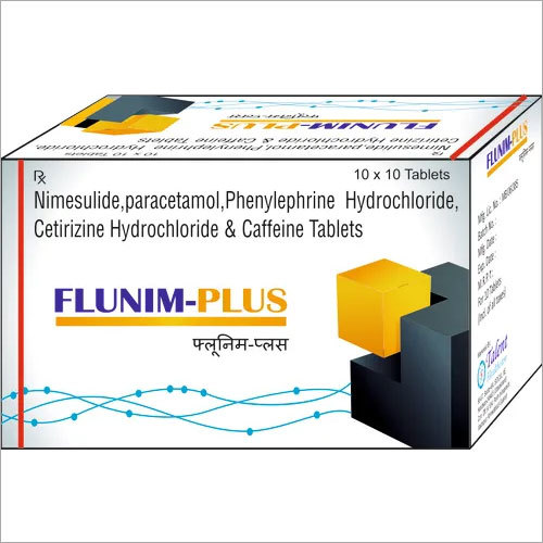Flunim-Plus Tablets