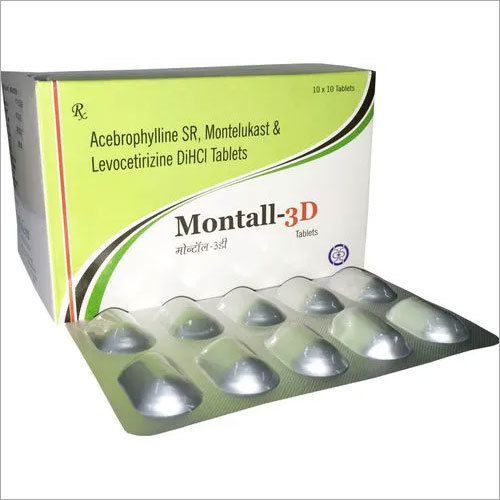Montall-3D Tablets