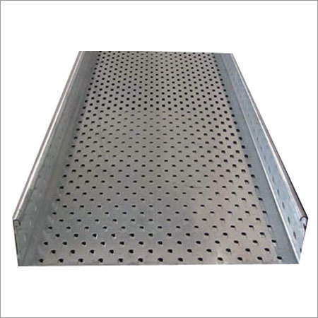 Perforated GRP Cable Trays