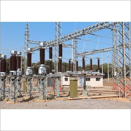 132 KV Outdoor Substation