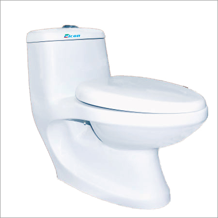 One Piece Modern Water Closet