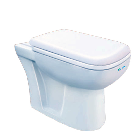 One Piece Pedestal Water Closet