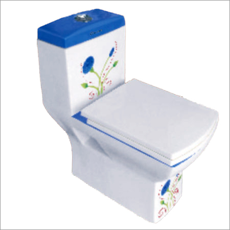 Stylish One Piece Water Closet