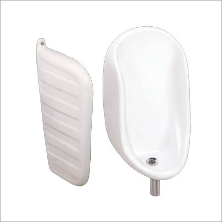 Partition Plate Half Stall Urinal