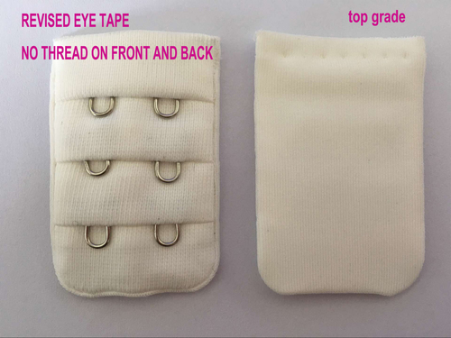 Reverse 3x2 Bra Hook And Eye Tape