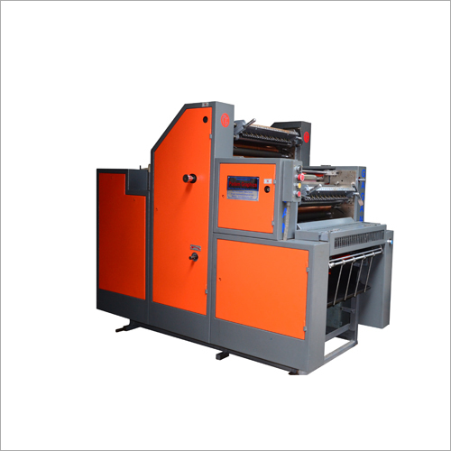 Satellite Non Woven Bag Printing Machine