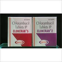 Chlorambucil - Clokeran