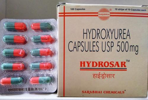 Hydroxyurea-Hydrea