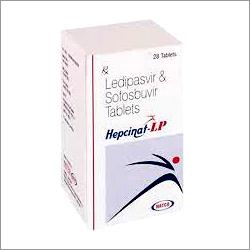 Ledipasvir & Sofosbuvir-Hepcinat Lp