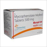 Mycophenolate Mofetil-Mycept