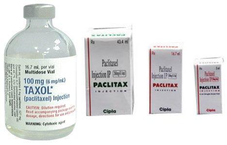 TAXOL-PACLITAX & INTAXEL
