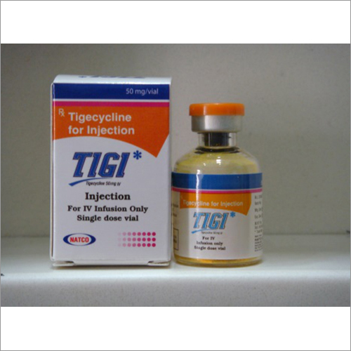 Tigecycline-Tigi