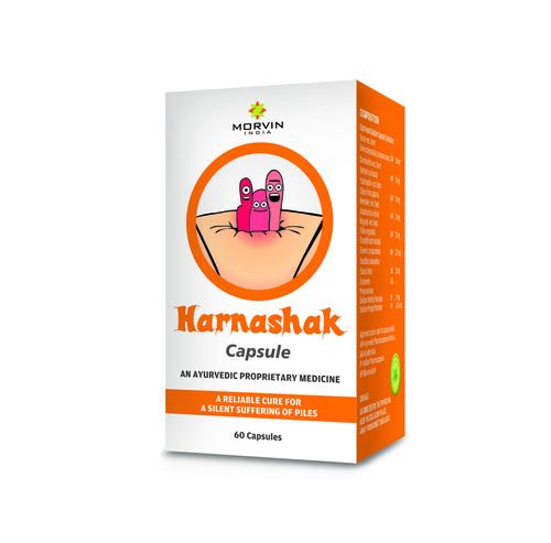 Harnashak Capsule (60 Capsules)