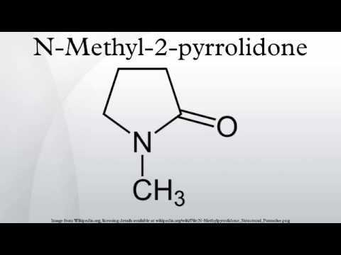 N- Methyl Pyrolidone (N.M.P)