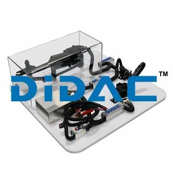 Wiper And Washer System Trainer