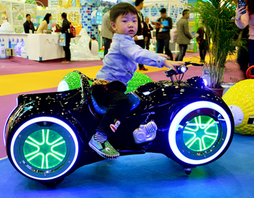 Motorcycle Amusement Ride