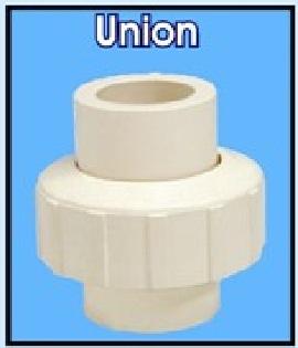 Upvc Union Fittings