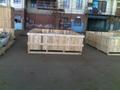 Pinewood Pallet Stock