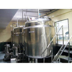 Syrup Making Machine