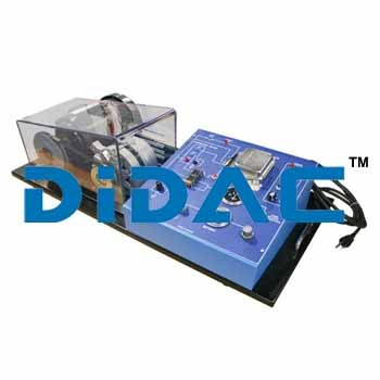 Alternator Trainer With External Voltage Regulation