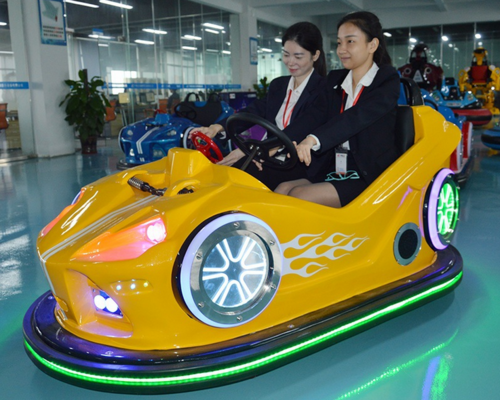 Super Lightening Bumper Car