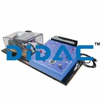 Alternator Trainer With Internal Voltage Regulation