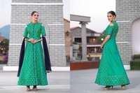 Buy Designer Long Salwar Kameez Online