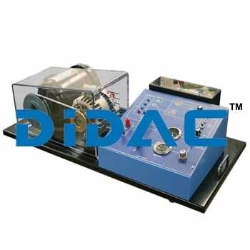 Alternator Trainer PCM Controlled