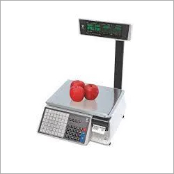 Retail Label Printing Scale