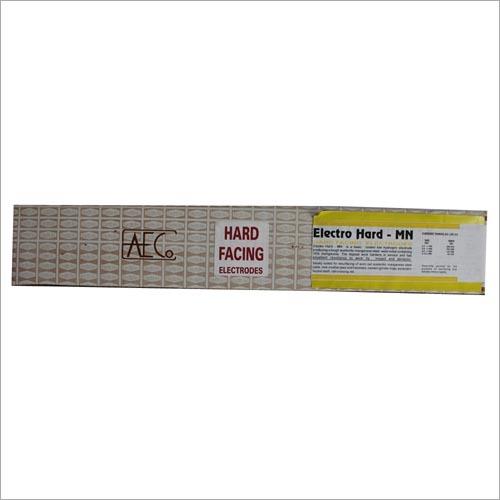 Electrode Hardfacing