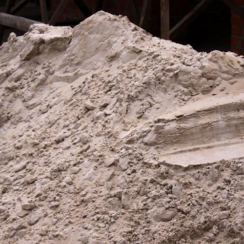Building construction sand