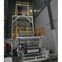 Multi Layer Blown Film Extrusion Machine