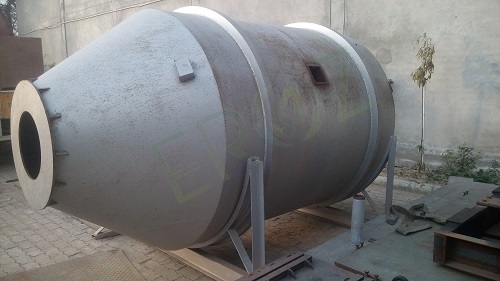 Rotary Furnace For Lead Smelting