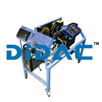 HVAC Training Bench Double Zone Automatic Control Buick Lucerne