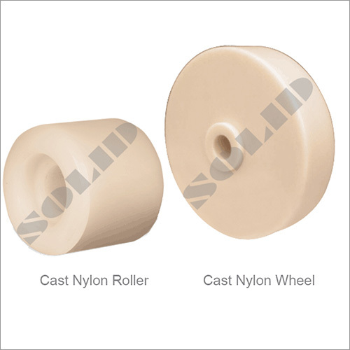 Cast Iron Wheel And Roller