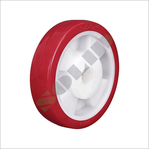Nylon Wheels / PPCP Wheels PU Coated