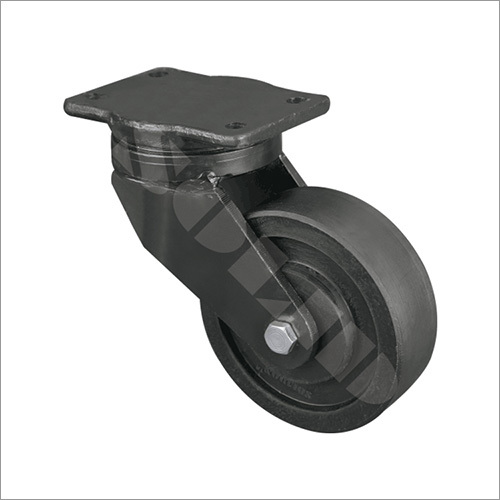 Extra Heavy Duty Forged Steel Casters having Thrust & Taper Roller Bearing (TTR Series)