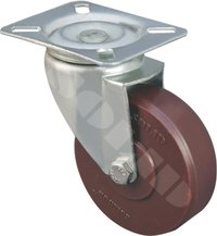 Medium Duty Pressed Steel Casters