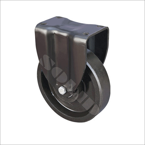 Heavy Duty Forged Steel Casters