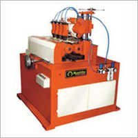 Through Feed Super Finishing Machine