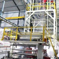 PP Plastic Blown Film Plant