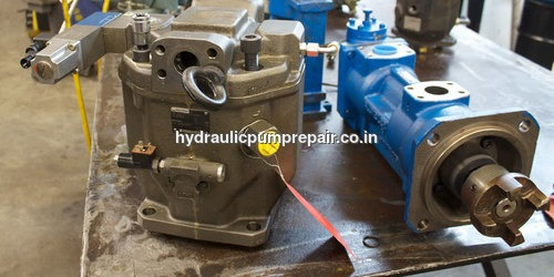 Submarine Hydraulic Pump Repair
