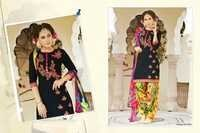 Buy Designer Printed Patiyala Suit Online