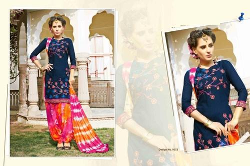 Buy Colourful Patiyala Salwar Kameez Online