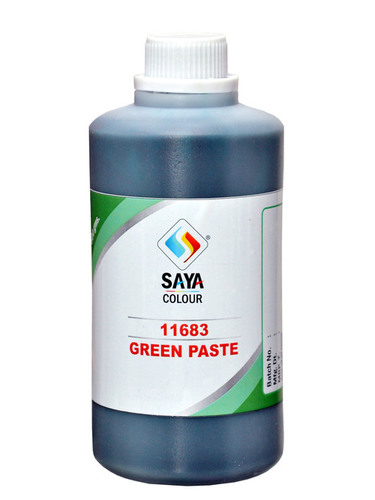 Green 7 Pigment Paste