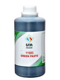Green Pigment Paste