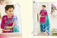 Buy Printed Patiyala Suit Online