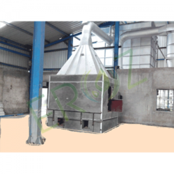 Double Mini Blast Furnace For Lead Recycling Plant